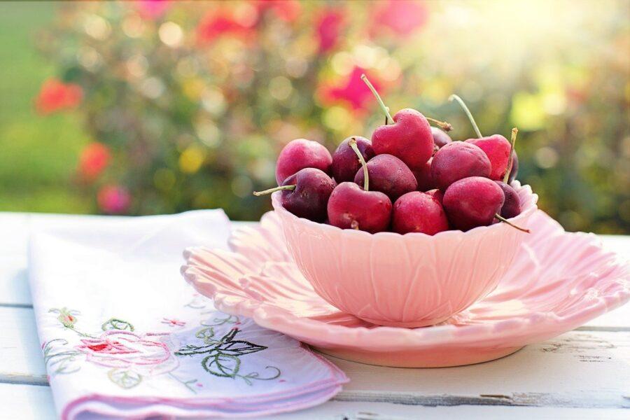 Pulire bene la frutta