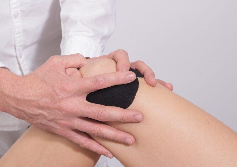Dolore al ginocchio sinistro