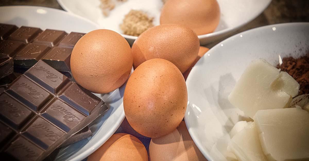 uova e cioccolato