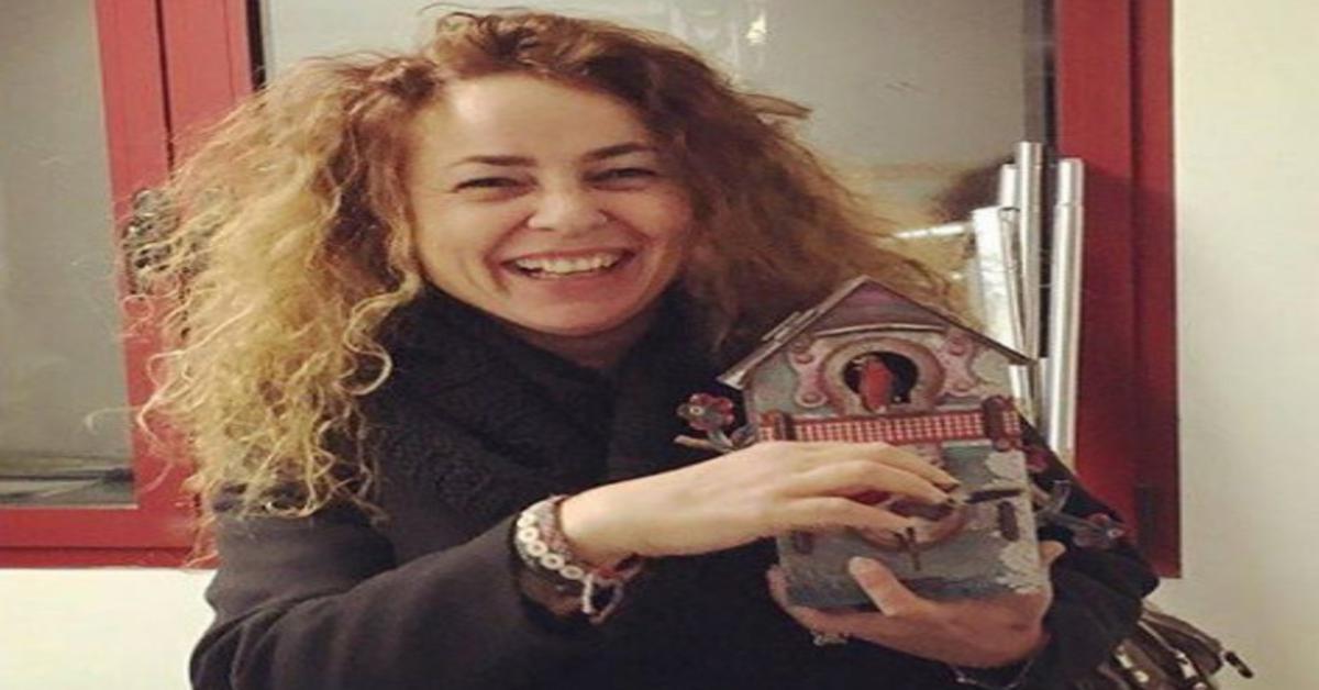 Claudia Tortona- moglie di Giulio Golia
