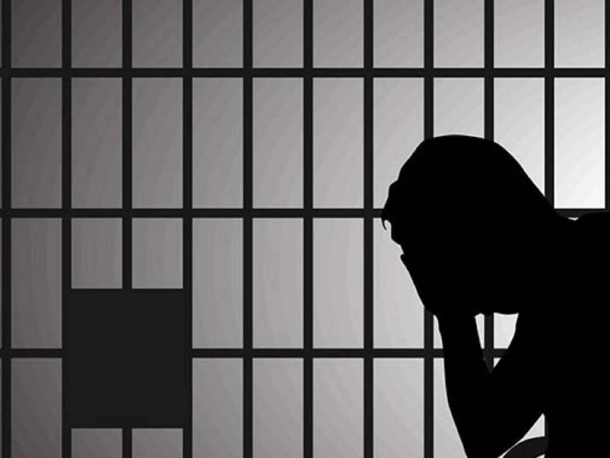uomo prigione