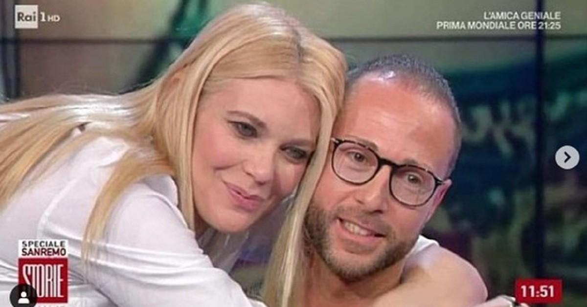 Ivan Cottini ed Eleonora Daniele