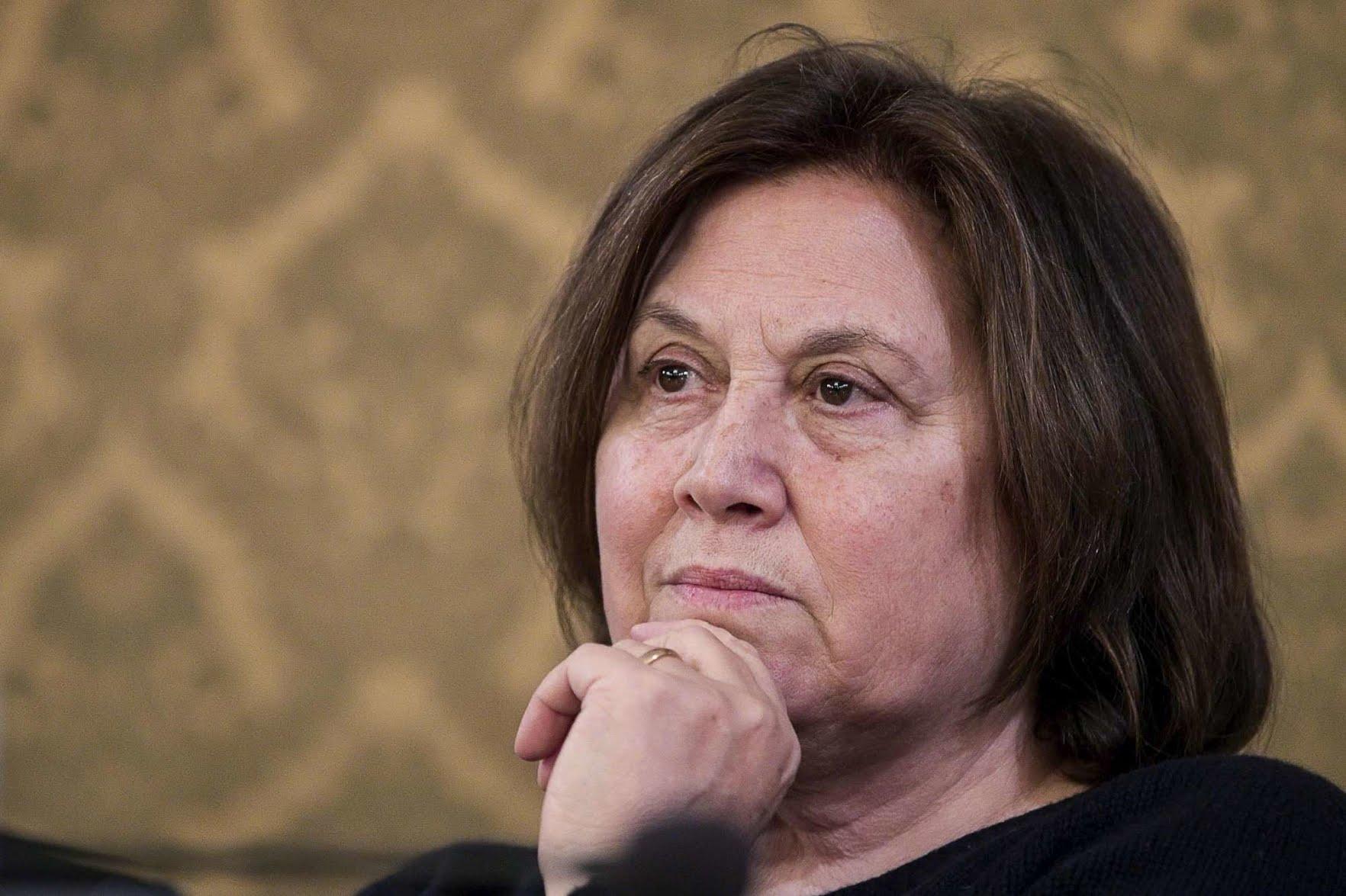 Lucia Annunziata ricoverata, primo tampone negativo. La Tac