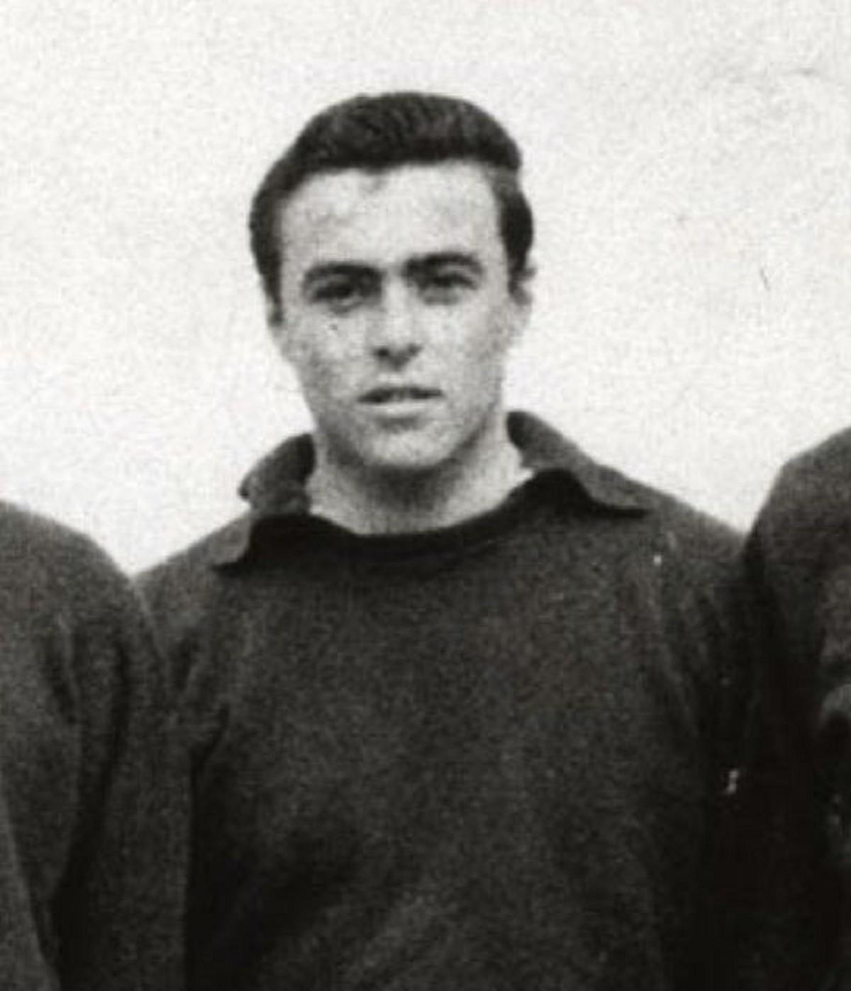 giovane Luciano Pavarotti