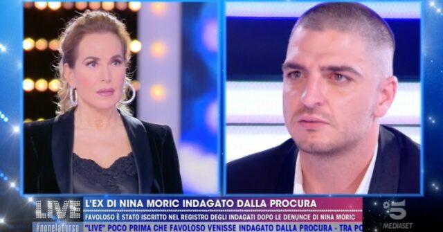 Luigi Favoloso accusato da Nina Moric ora è indagato