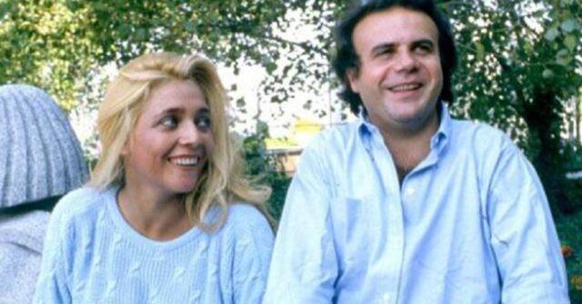 Mara Venier e Jerry Calà foto