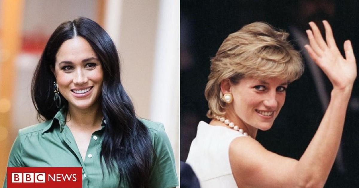 Meghan Markle come Lady Diana