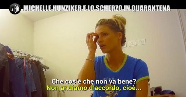 Michelle Hunziker spiega perché Sara Daniela vive con lei e Aurora Ramazzotti