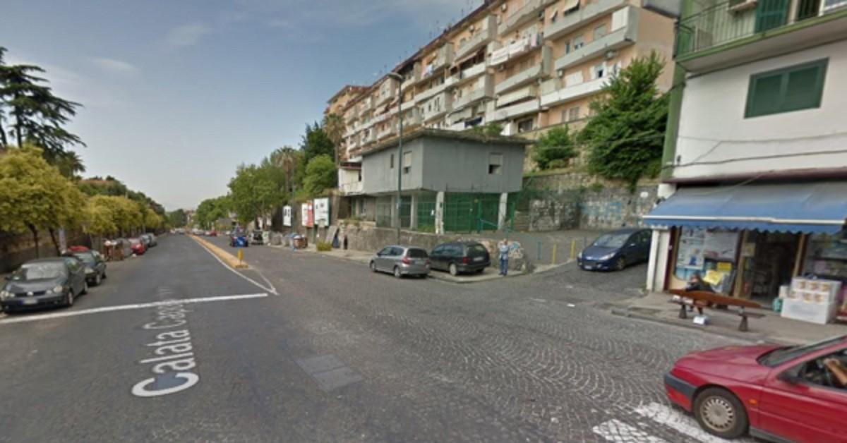 via Calata Capodichino