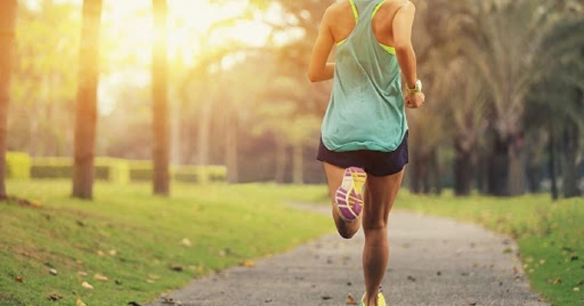 jogging vietato