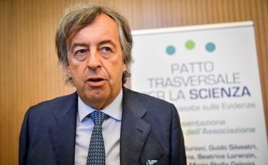 Coronavirus Roberto Burioni