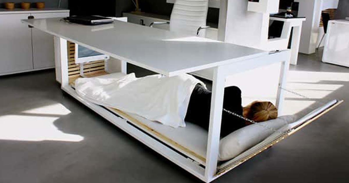 scrivania-letto