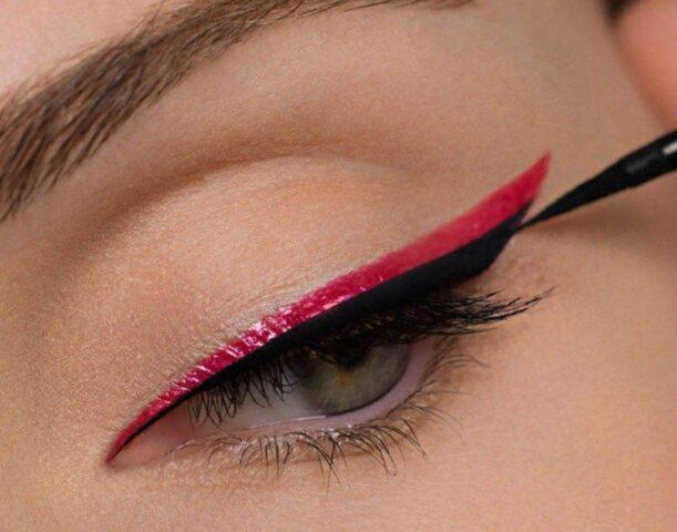 eyeliner colorati trucco
