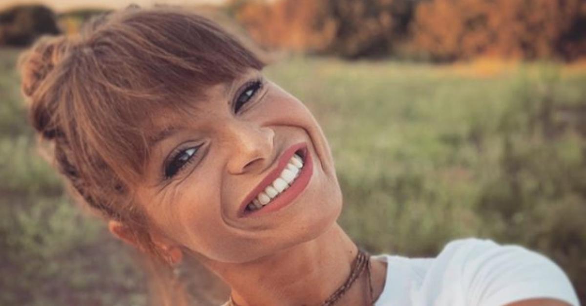 Alessandra Amoroso sorriso