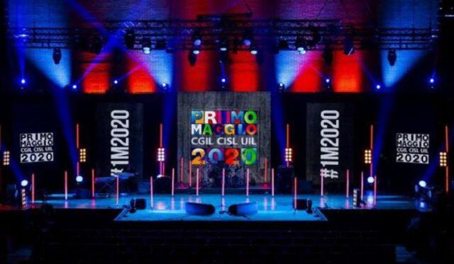 Auditorium Concerto Primo Maggio 2020