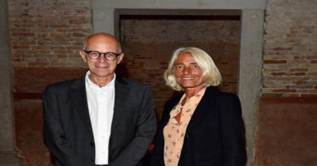 Gabriele Salvatores e Rita Ribassini