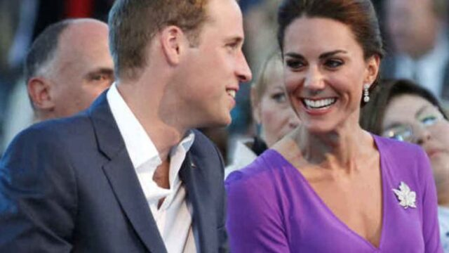 kate middleton insieme al principe william