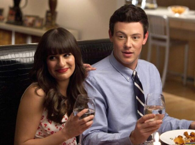 La star di Glee, Lea Michele è incinta