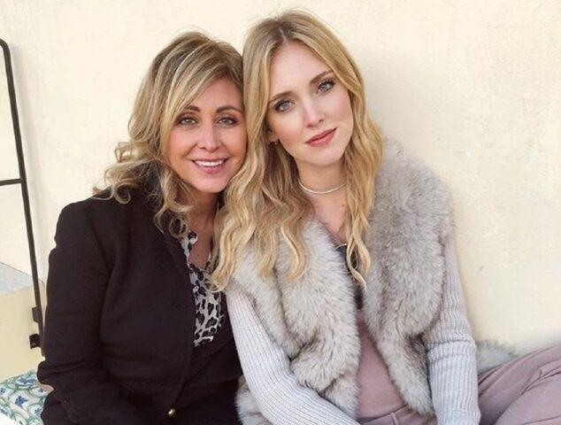 Chiara Ferragni e la madre