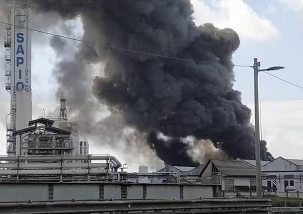 esplosione Venezia