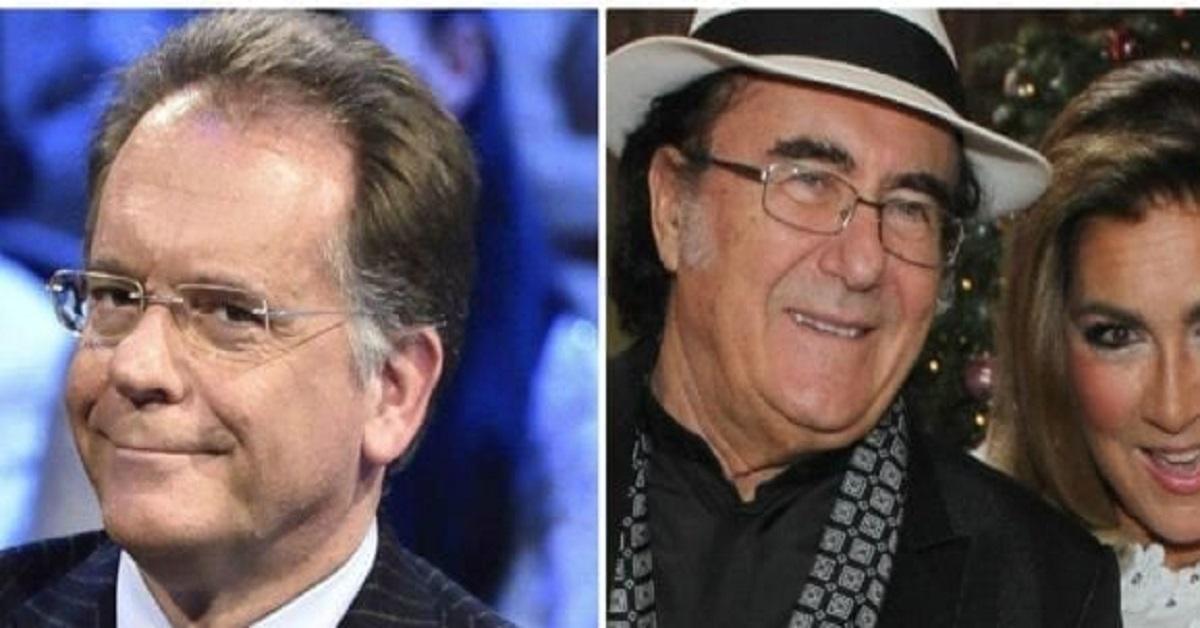 Alessandro Cecchi Paone su Al Bano e Romina una telenovela
