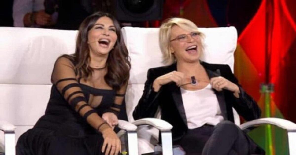 Amici Speciali scherzo a Gaia Gozzi e Sabrina Ferilli