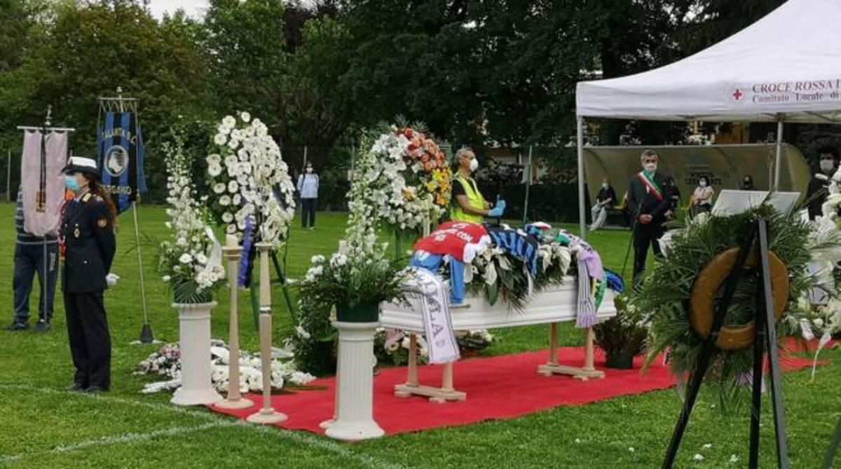 funerali Andrea Rinaldi