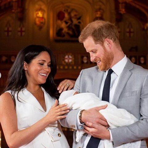 Archie, primogenito figlio del principe Harry e di Meghan Markle, compie un anno: il video di auguri