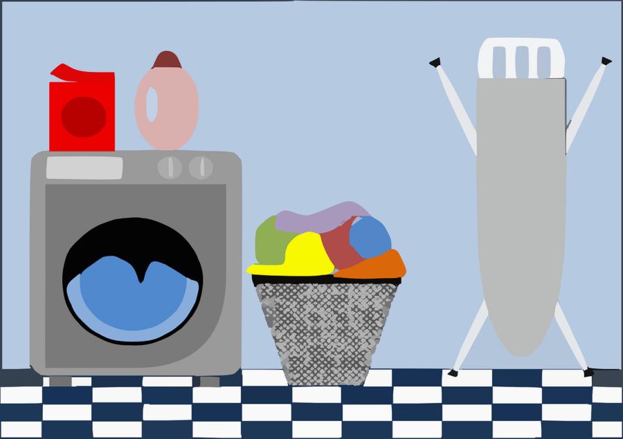 Fare il bucato in casa