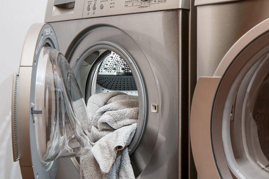 Ciclo di lavaggio della lavatrice