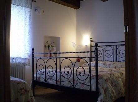 camera da letto agriturismo benedetta rossi