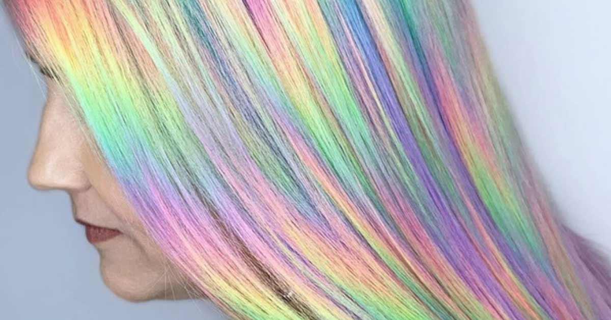 capelli olografici