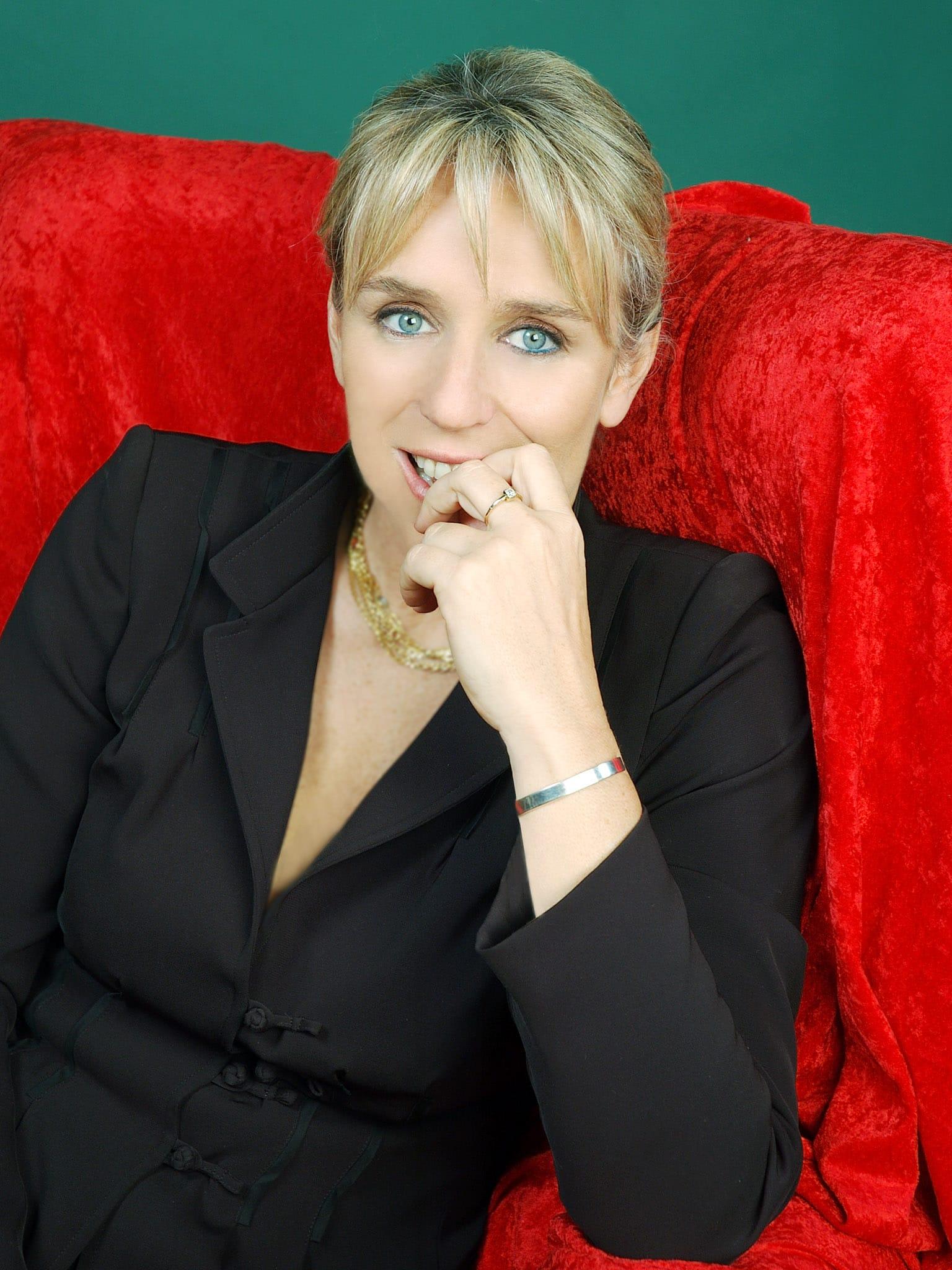 Giovanna Botteri foto