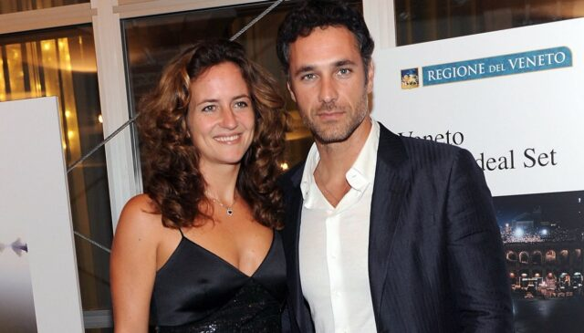 Chiara Giordano e l'ex marito