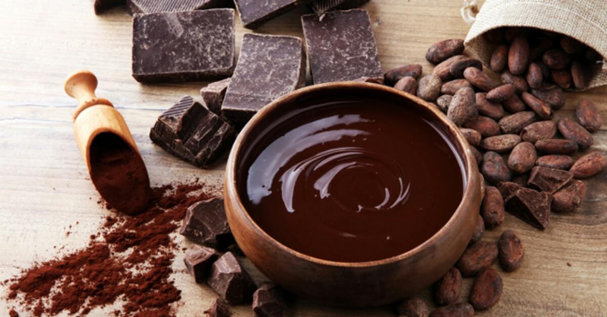 Uno dei piaceri della vita: il cioccolato!