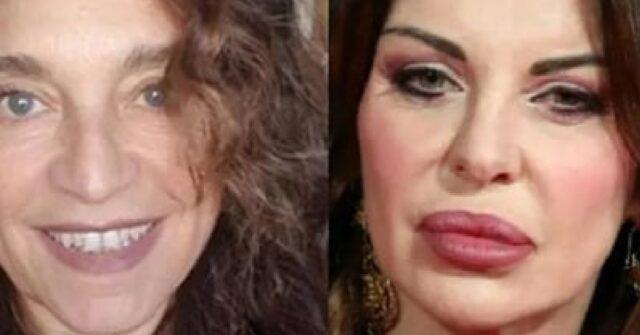 Caterina Collovati risponde agli attacchi di Alba Parietti