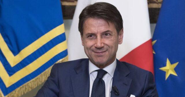 Giuseppe Conte decreto rilancio