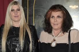 Giada e la madre Patrizia De Blanck