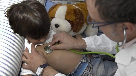 Due bambini con la Sindrome di Kawasaki a Pavia