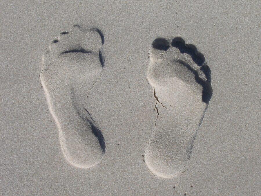 Problemi dei piedi che prudono