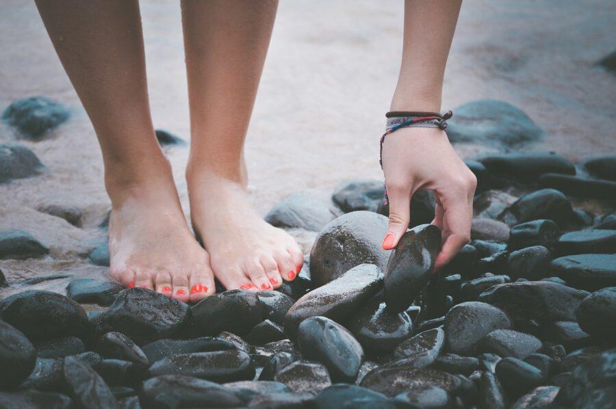 Duroni sui piedi