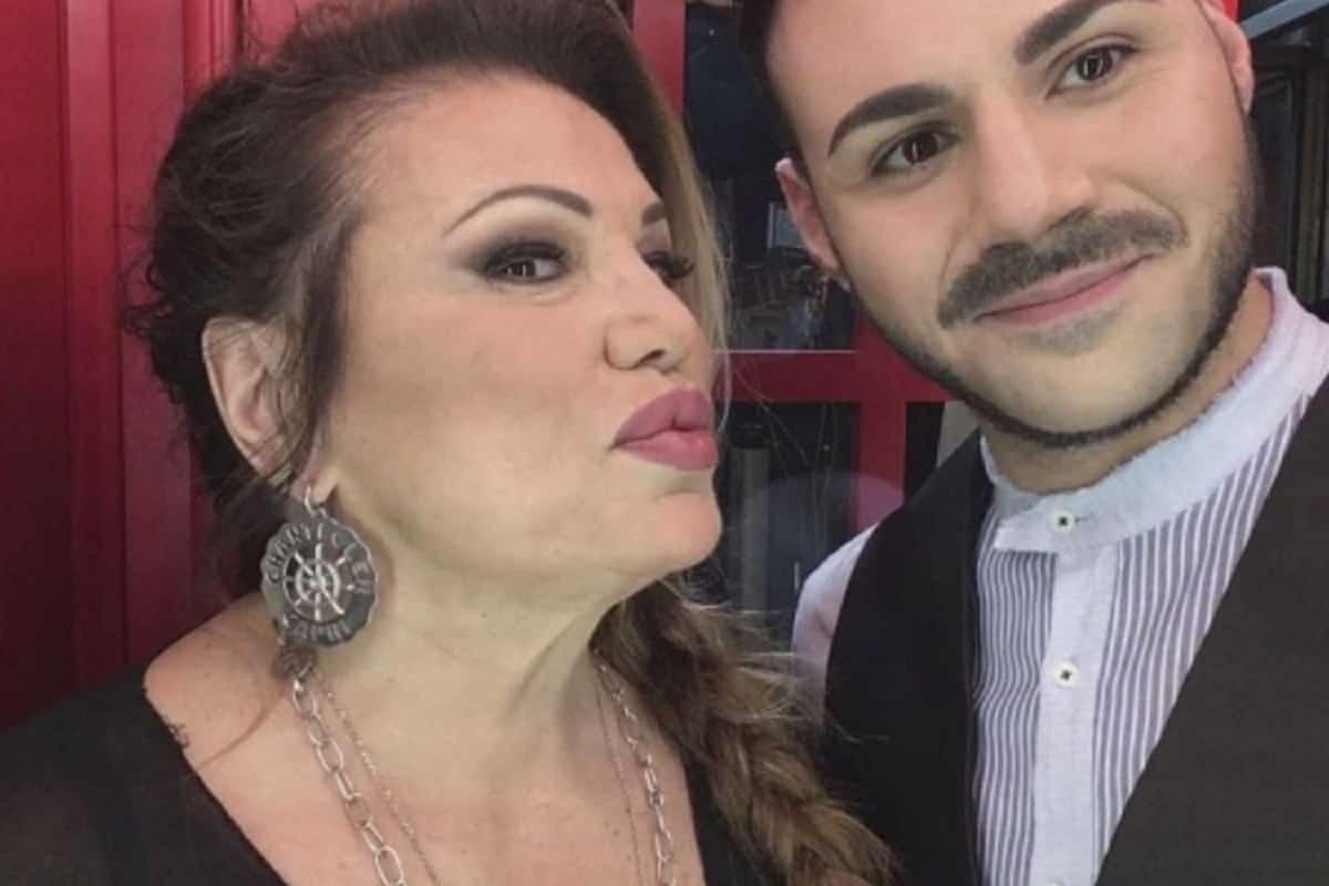 Edoardo Ercole e la mamma
