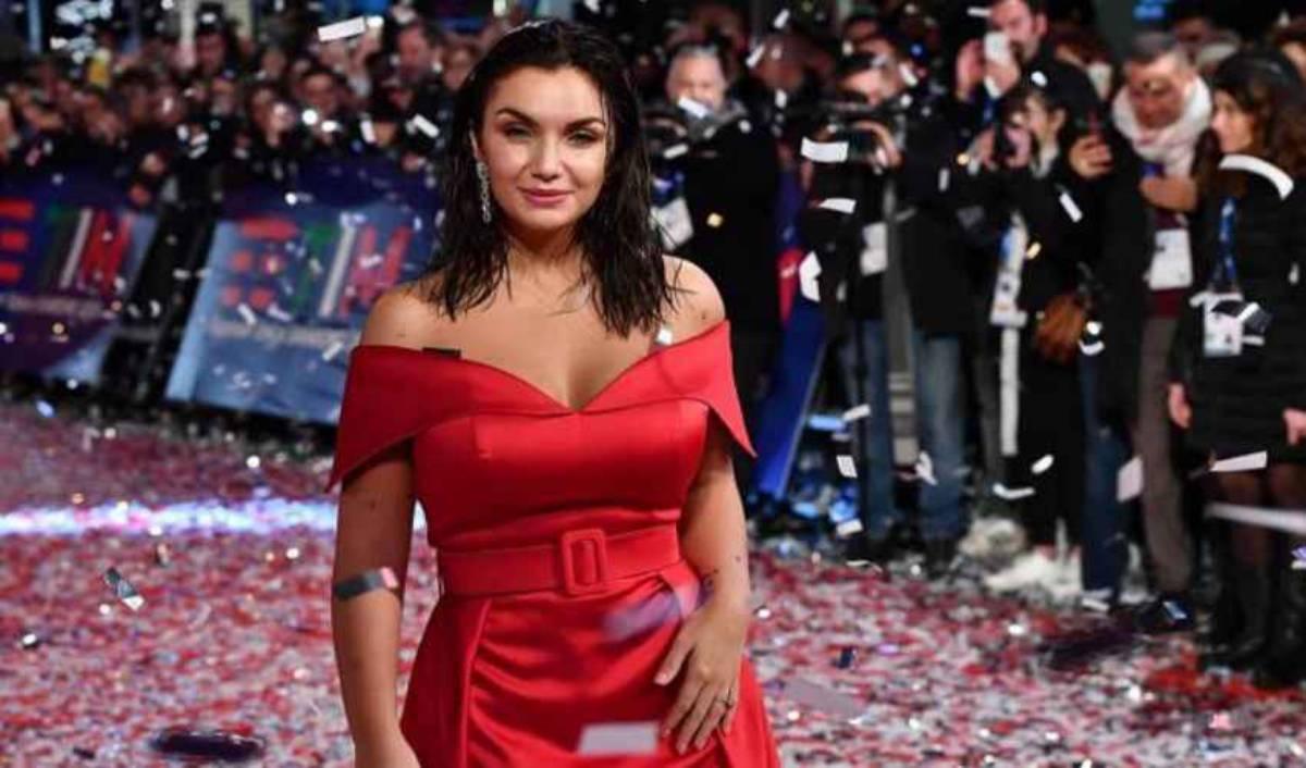 Elettra Lamborghini visita la location di nozze con Enzo Miccio