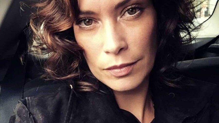 La showgirl Fernanda Lessa