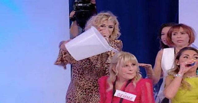 Gemma Galgani contro Tina Cipollari