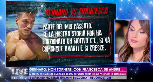 Francesca De Andrè Gennaro Lillio