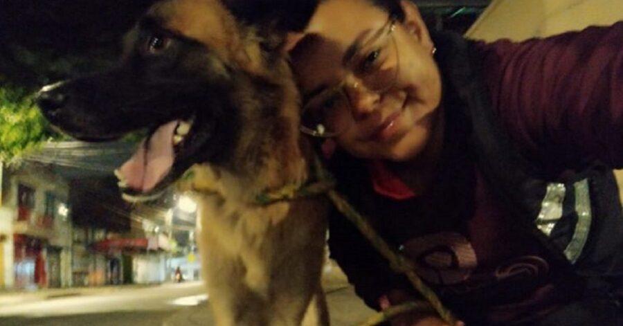 Cane scomparso da 6 anni