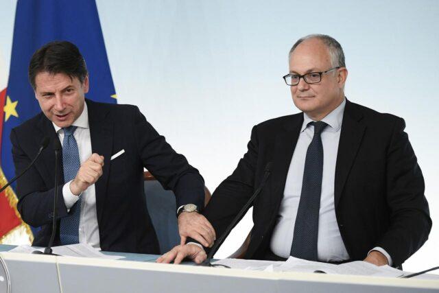 Giuseppe Conte decreto rilancio ministro Gualtiero