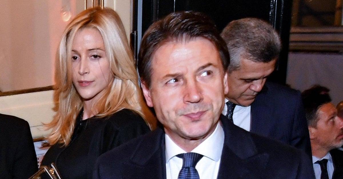 Olivia Paladino fidanzata Giuseppe Conte