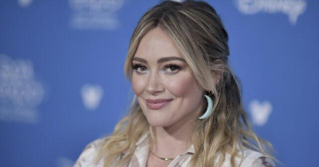 Hilary Duff sorriso